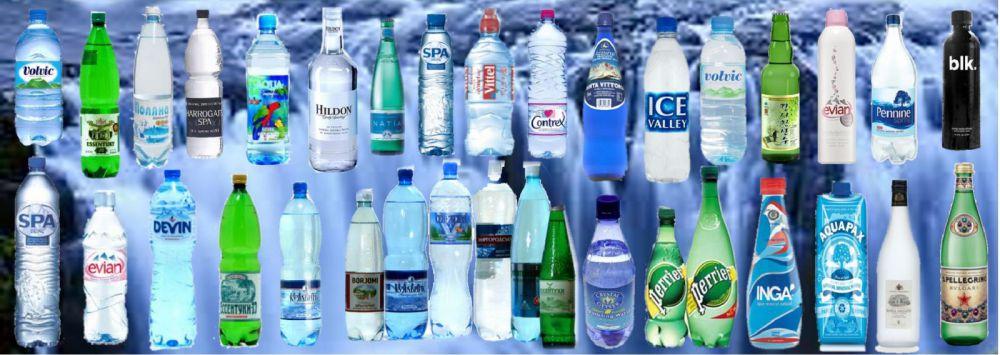 in nhãn chai nước