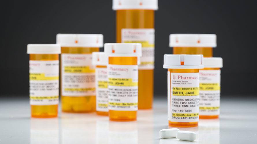 In nhãn dược phẩm