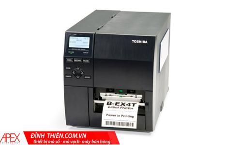 máy in mã vạch Toshiba Đỉnh Thiên