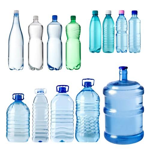 In nhãn chai nhựa nước suối