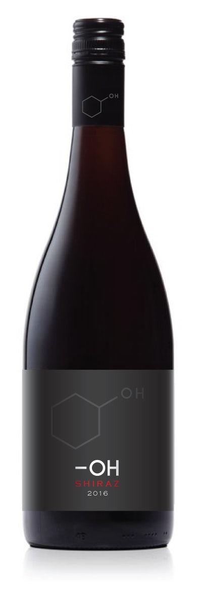 Một cách độc đáo về rượu vang, cho thấy khoa học đằng sau nó. nhãn rượu vang cho rượu vang Cru của StudioAs