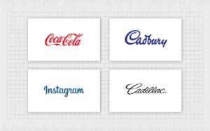 tem nhãn font chữ phù hợp với sản phẩm