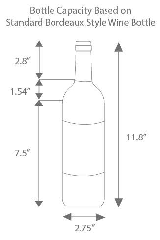 kích thước chai nhựa