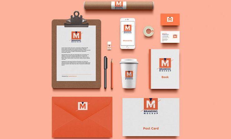 thiết kế thương hiệu startup